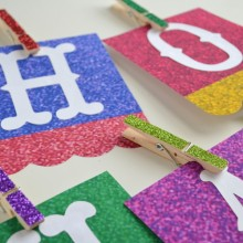 LoveColorful_Happy Home Glitter Banner_0004