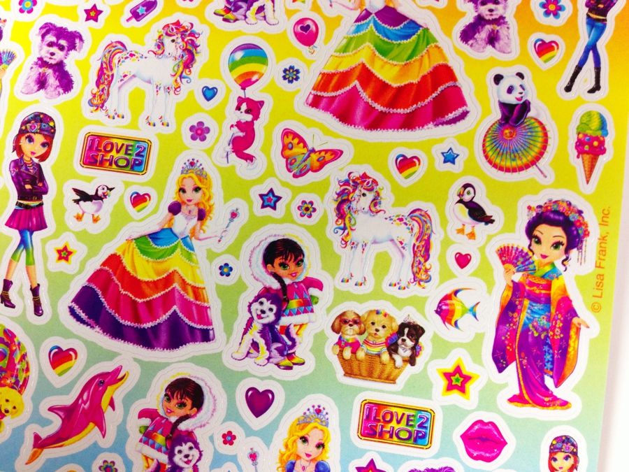 LoveColorful_Lisa Frank_0002
