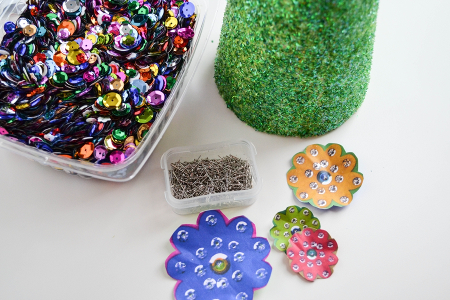 LoveColorful_Sequin Flower Tree_0004