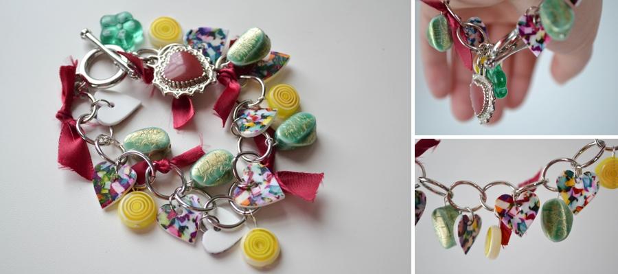 LoveColorful_Confetti Heart Charm Bracelets_0008