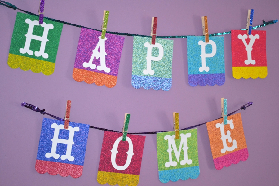 LoveColorful_Happy Home Glitter Banner_0005