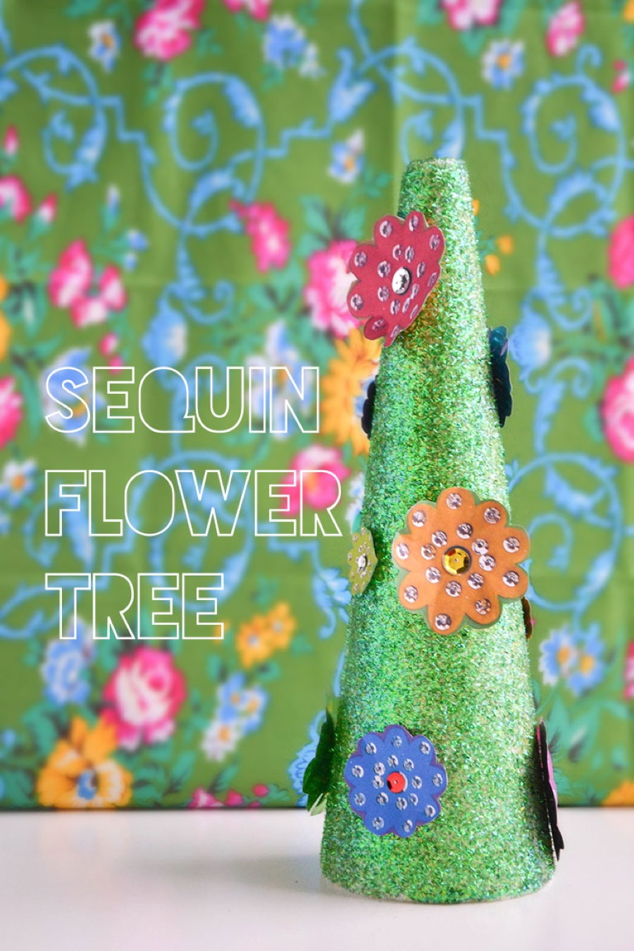 LoveColorful_Sequin Flower Tree_0001